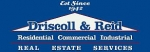 Driscoll and Reid Real Estate