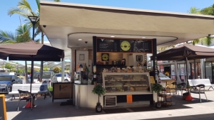 COFFEE SHOP/KIOSK BUSINESS - BUSY UPPER COOMERA VILLAGE!