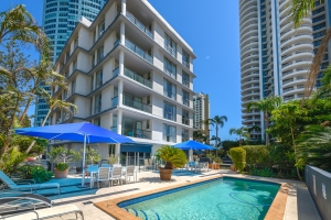 MANAGEMENT RIGHTS IN THE HEART OF SURFERS PARADISE!