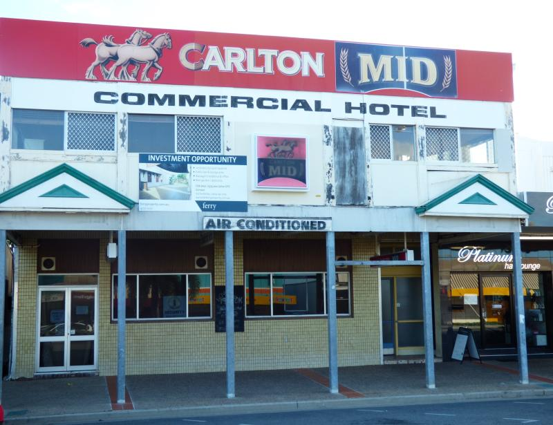 FREEHOLD COMMERCIAL - THE PUB WITH NO BEER!
