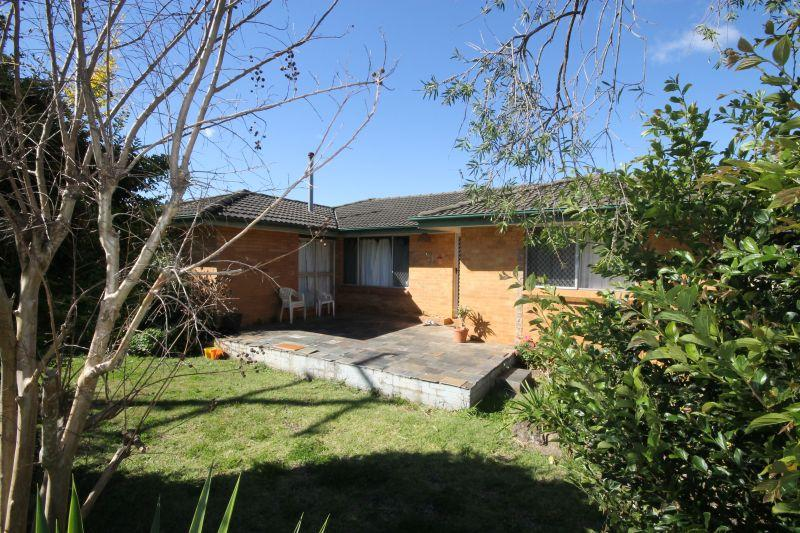 WILSONTON. TIDY HOME WITH RUMPUS ROOM