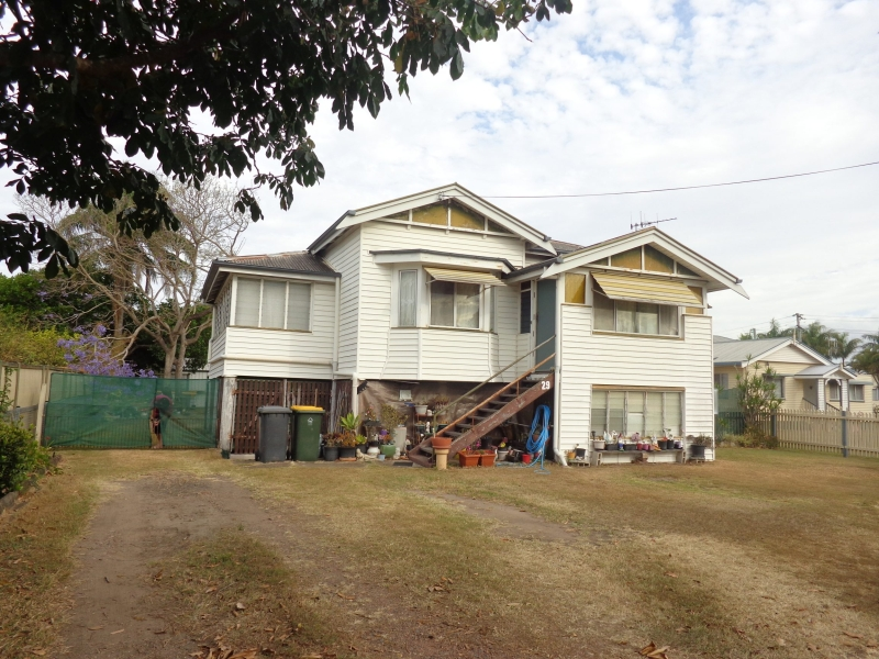 QUEENSLANDER WITH A DIFFERENCE
