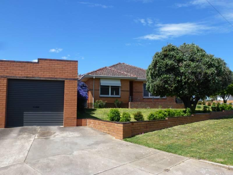 Solid Brick Home with easy care garden