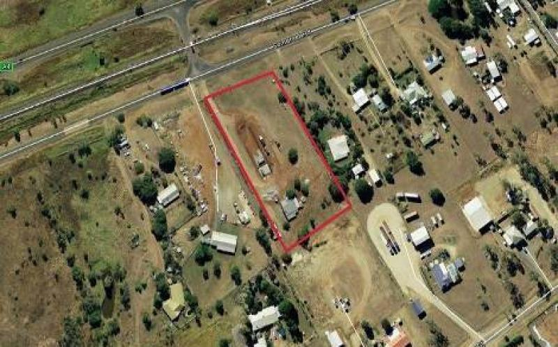 INDUSTRIAL LAND - GRACEMERE  4702  10448M2