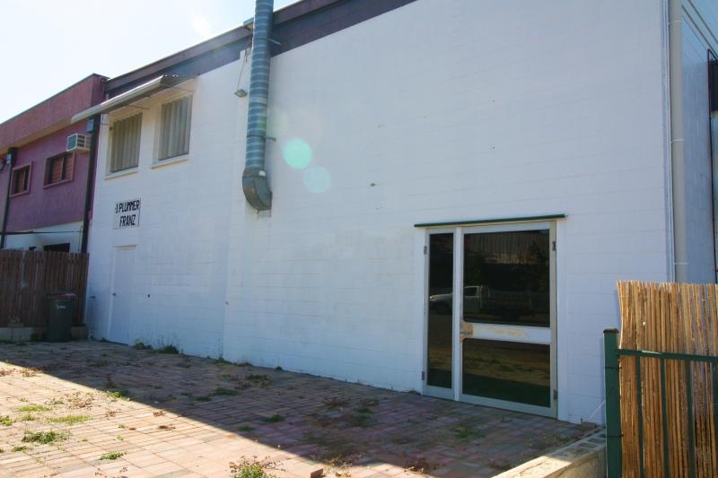 Squash Court - Warehouse - Units