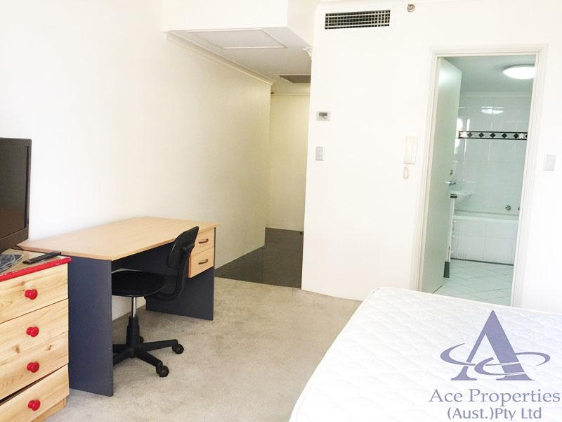 New Painting! New Carpet! Furnished Studio in Regis Tower