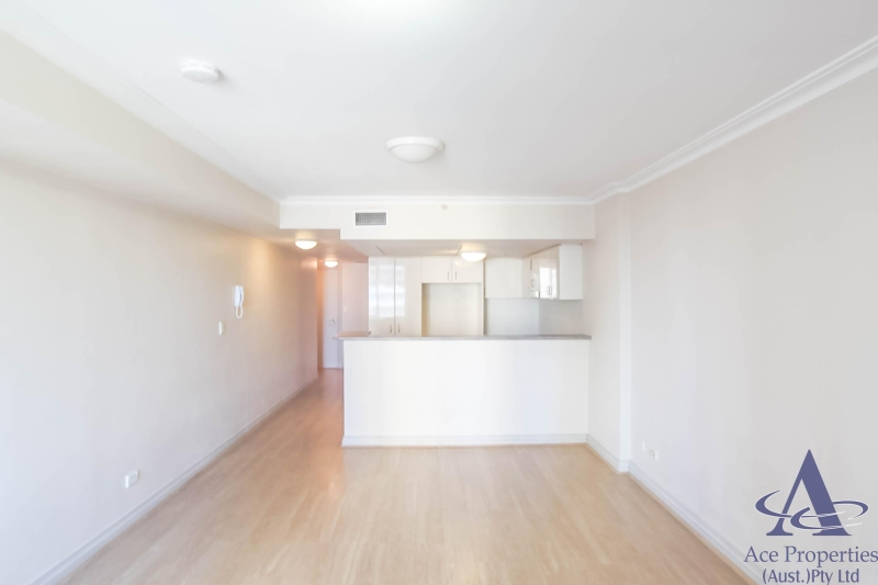 Unfurnished One-Bedroom Apt on Victoria Tower