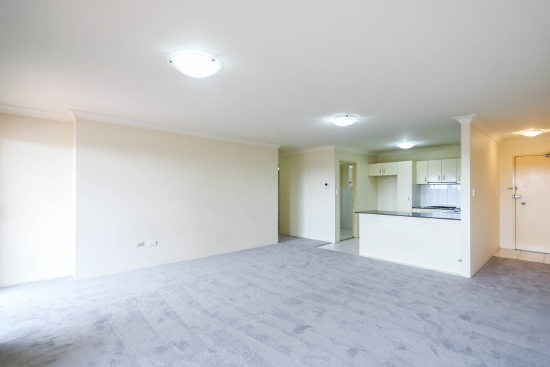 Spacious apartment in Burwood.