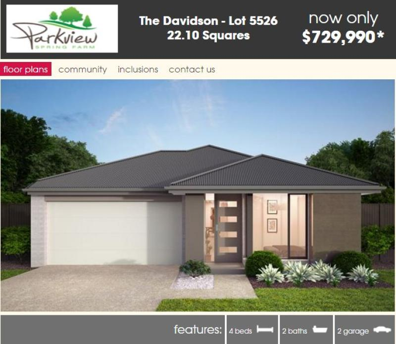 Complete Brand New Family Home Only For $729,990!!!