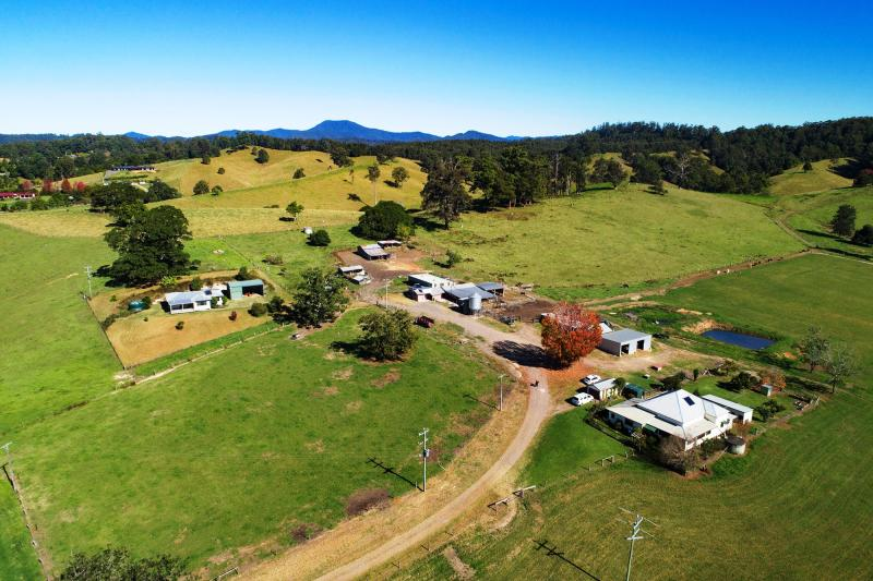 One of Bellingen's Last Large Farm Holdings - Levenvale