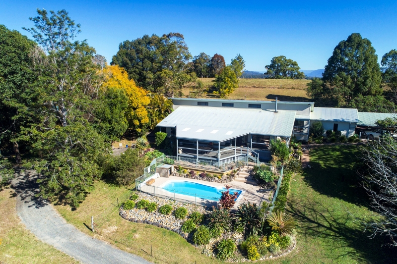 Stunning Home on a Private 6 Acres Close to Town