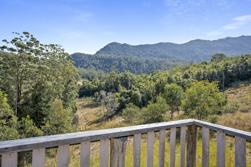 Private Setting with Mountain Views & Pristine Creek