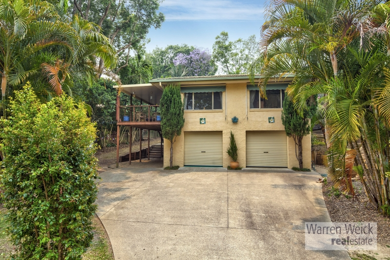 Large Family Home Located in a Leafy Setting