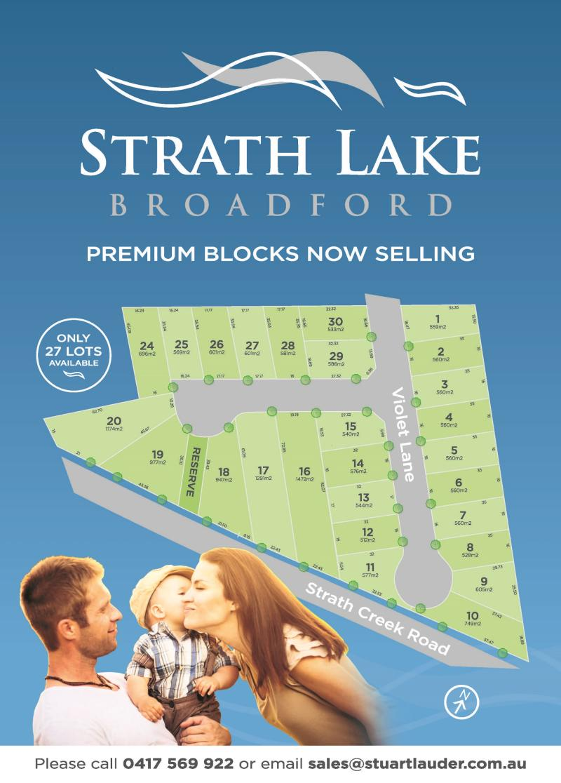 Strath Lakes Estate