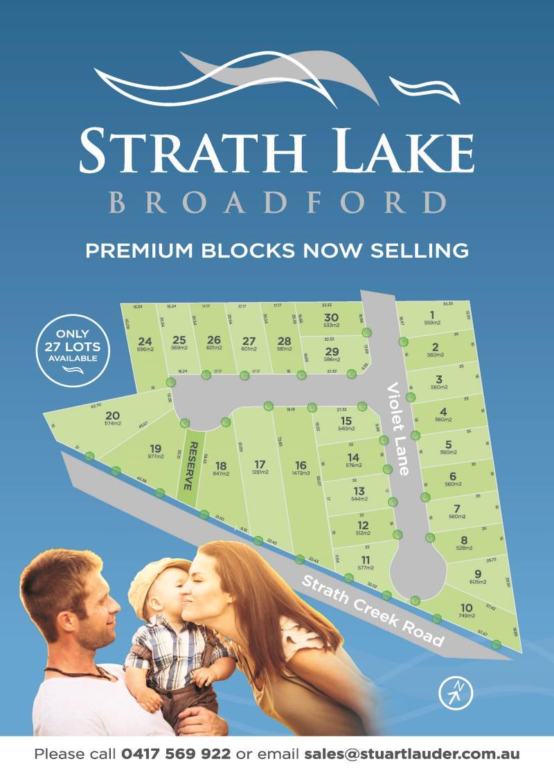 Strath Lakes Estate