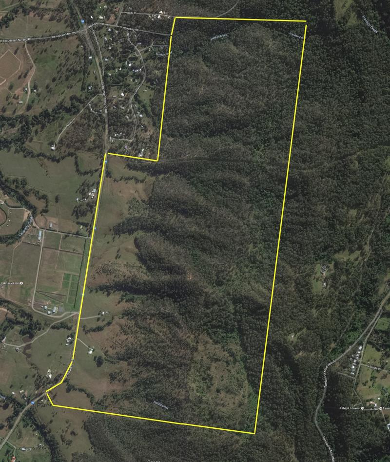 DA Approved for Subdivision - 56 Lots on 1140 acres!
