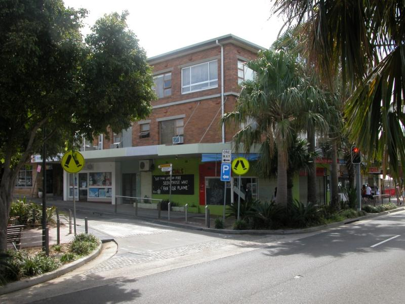 Shop Top Development Site at Newport Beach on Northern Beaches