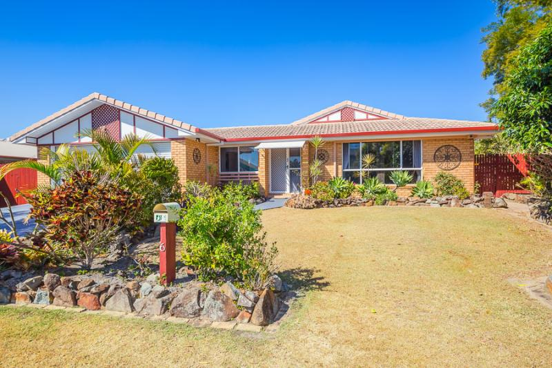 BEAUTIFULLY PRESENTED FAMILY HOME IN SOUGHT AFTER BANKSIA BEACH! $632,000!