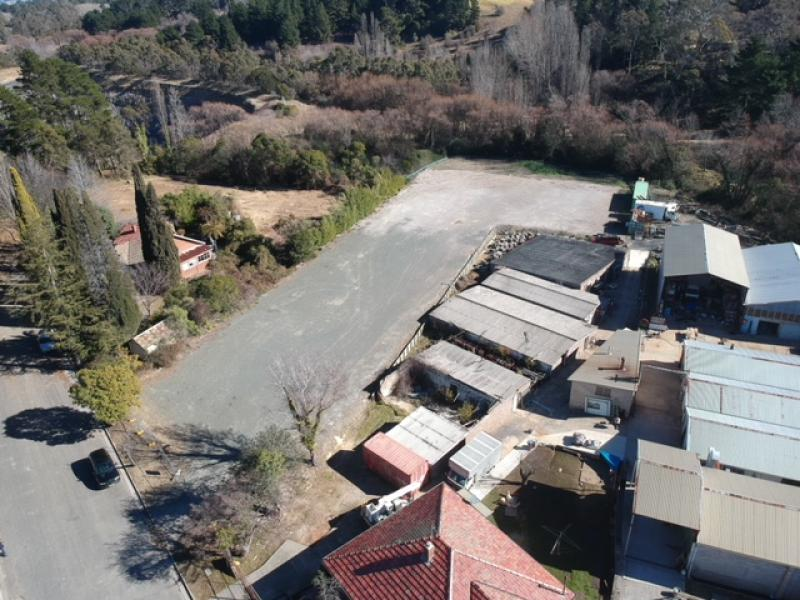 LARGE LEVEL INDUSTRIAL LAND CLOSE TO BOWRAL
