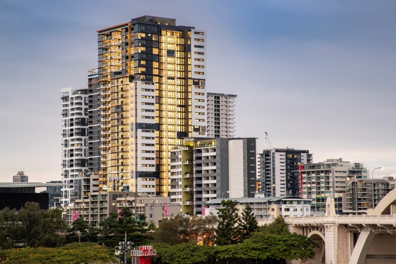 Brisbane Casino Towers Apartments