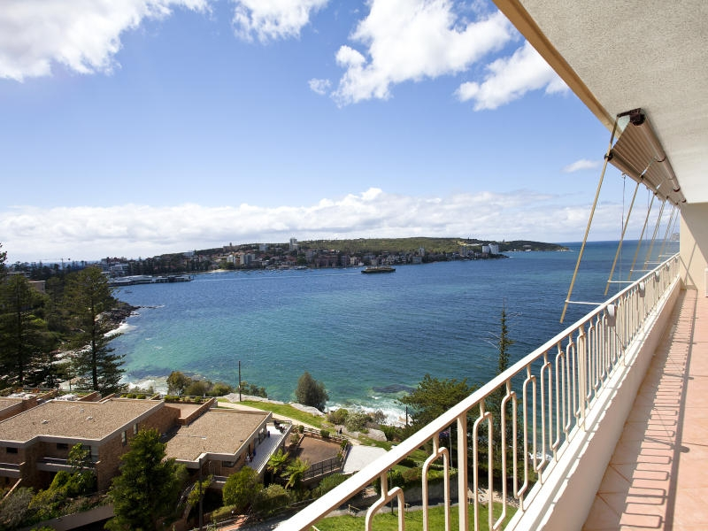 The ultimate view in Manly