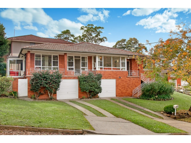4 HARLEY CRESCENT,  <br>Eastwood, NSW