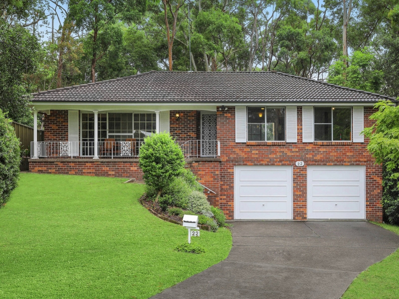 22 GOSSELL GROVE,  <br>Carlingford, NSW