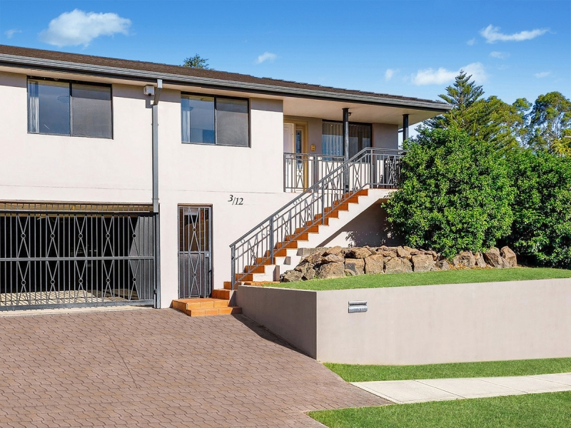 3/12 YAMBA CLOSE,  <br>Marsfield, NSW