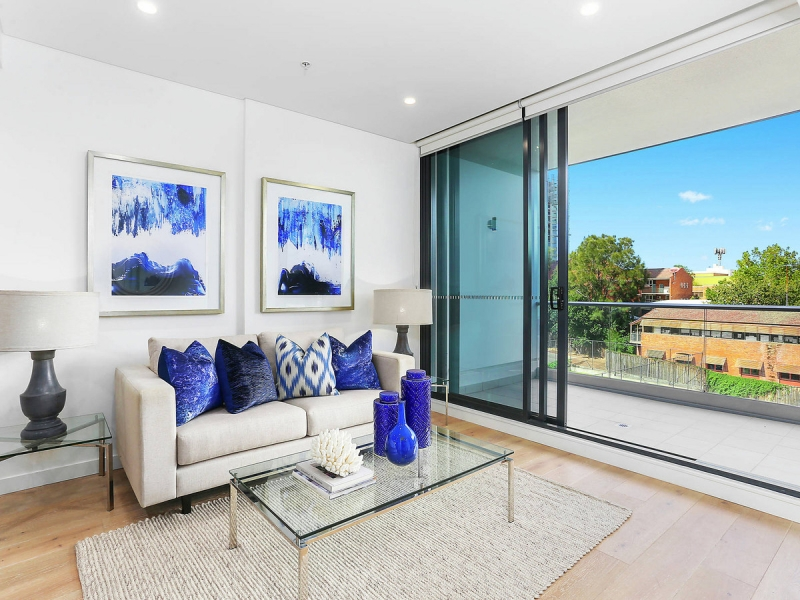 B304/26 CAMBRIDGE STREET,  <br>Epping, NSW