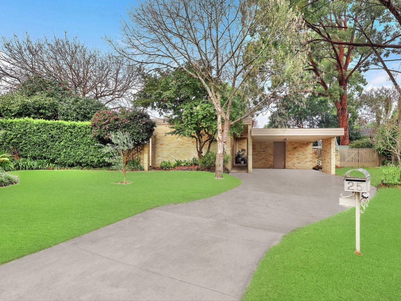 25 LYNDELLE PLACE,  <br>Carlingford, NSW