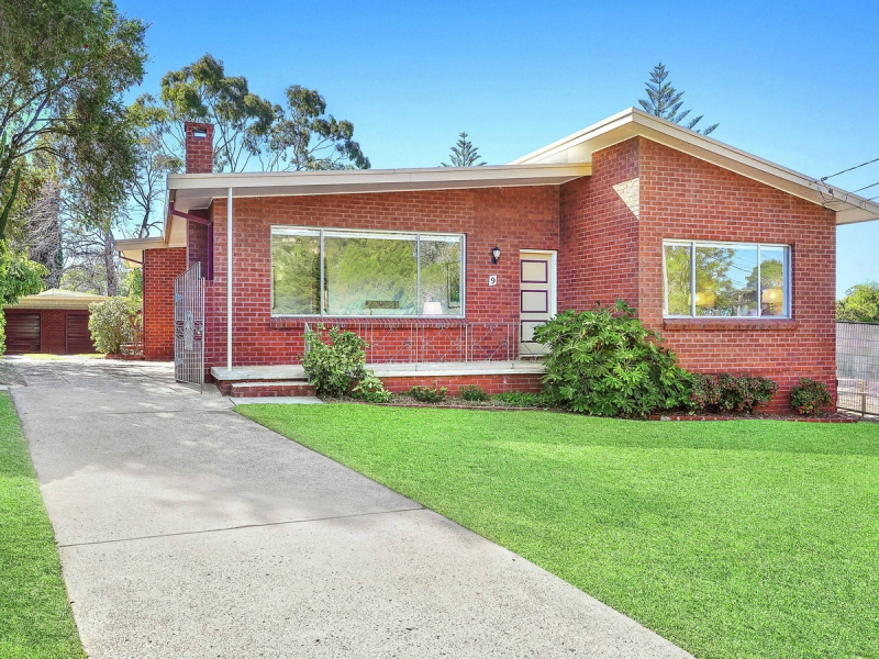 9 FLEMING STREET,  <br>Carlingford, NSW
