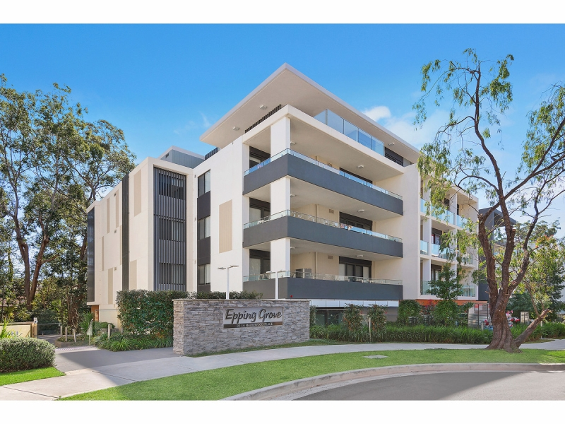 52/10-12 HAZLEWOOD PLACE,  <br>Epping, NSW