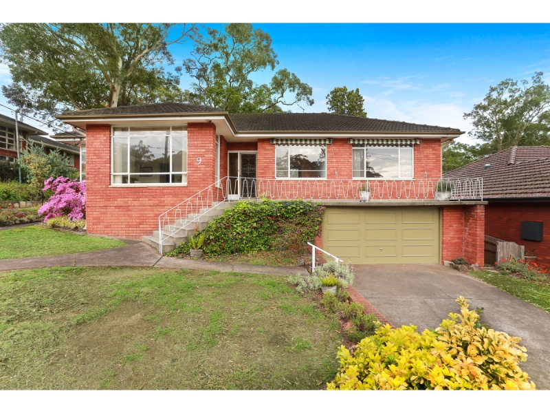 9 STANLEY ROAD,  <br>Epping, NSW
