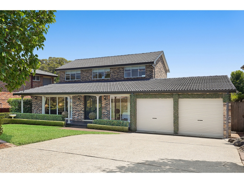 18 HIBISCUS AVENUE,  <br>Carlingford, NSW