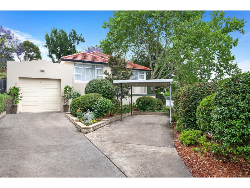 1 WAVELL AVENUE,  <br>Carlingford, NSW