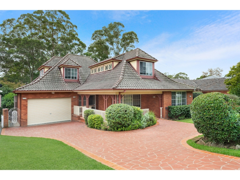 77 LAMORNA AVENUE,  <br>Beecroft, NSW