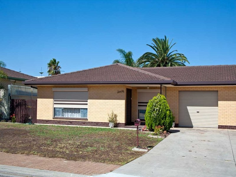 Quality solid brick 2 br unit in most convenient location